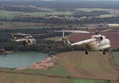 CAF Mi-17 0809