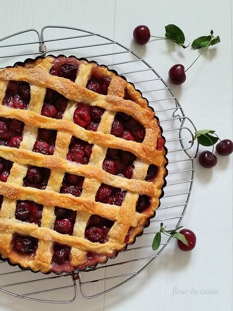 вишневый пирог 2