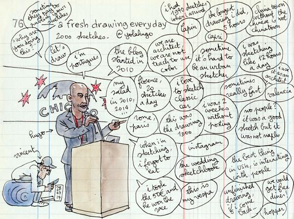 ugo's talk
