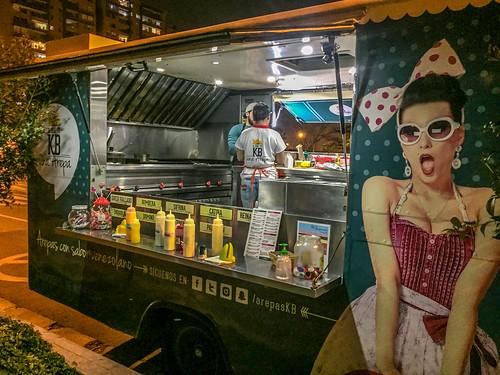 Food Truck Arepas KB