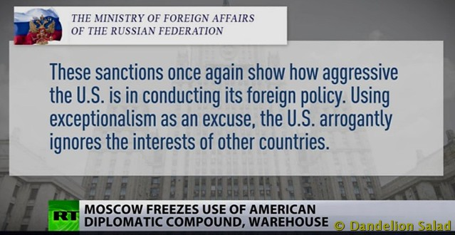 Sanctions Are A Form Of Warfare by David Swanson