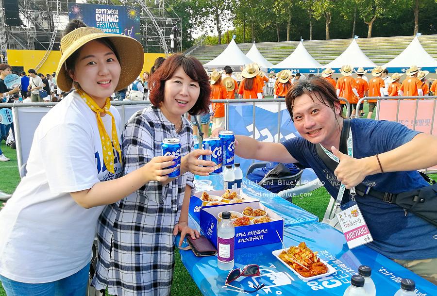 韓國大邱炸雞啤酒節旅遊景點43