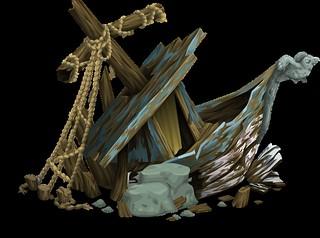 shipwreck-clipart