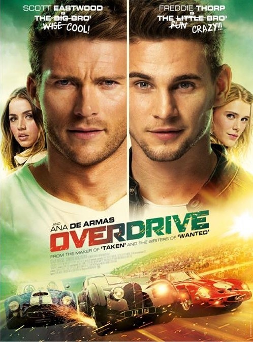 Overdrive Movie 2017