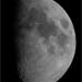 Waxing Gibbous Moon - July 31, 2017