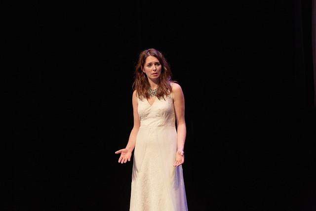 « Bérénice » au théâtre de Caen