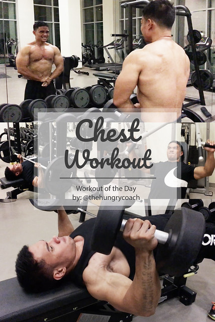 TheHungryCoach - Chest Workout