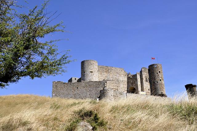 Château de Portes (XI au XIV)