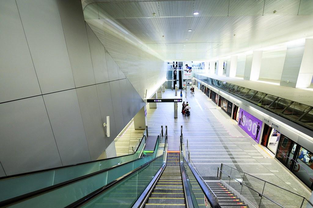 桃園機場捷運攝影案