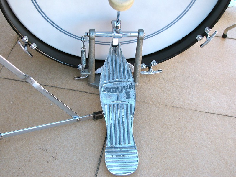 Drouyn A602 bass drum pedal