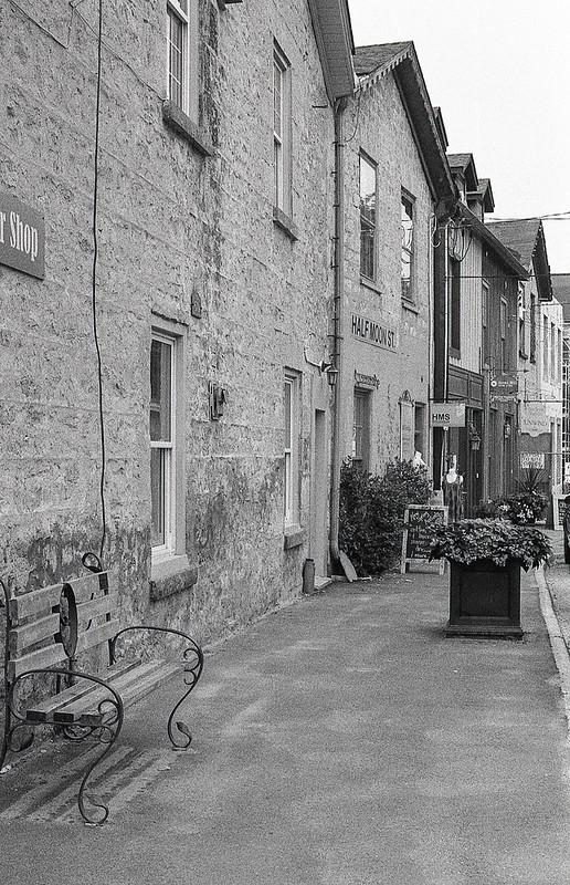 Quiet Sidewalks