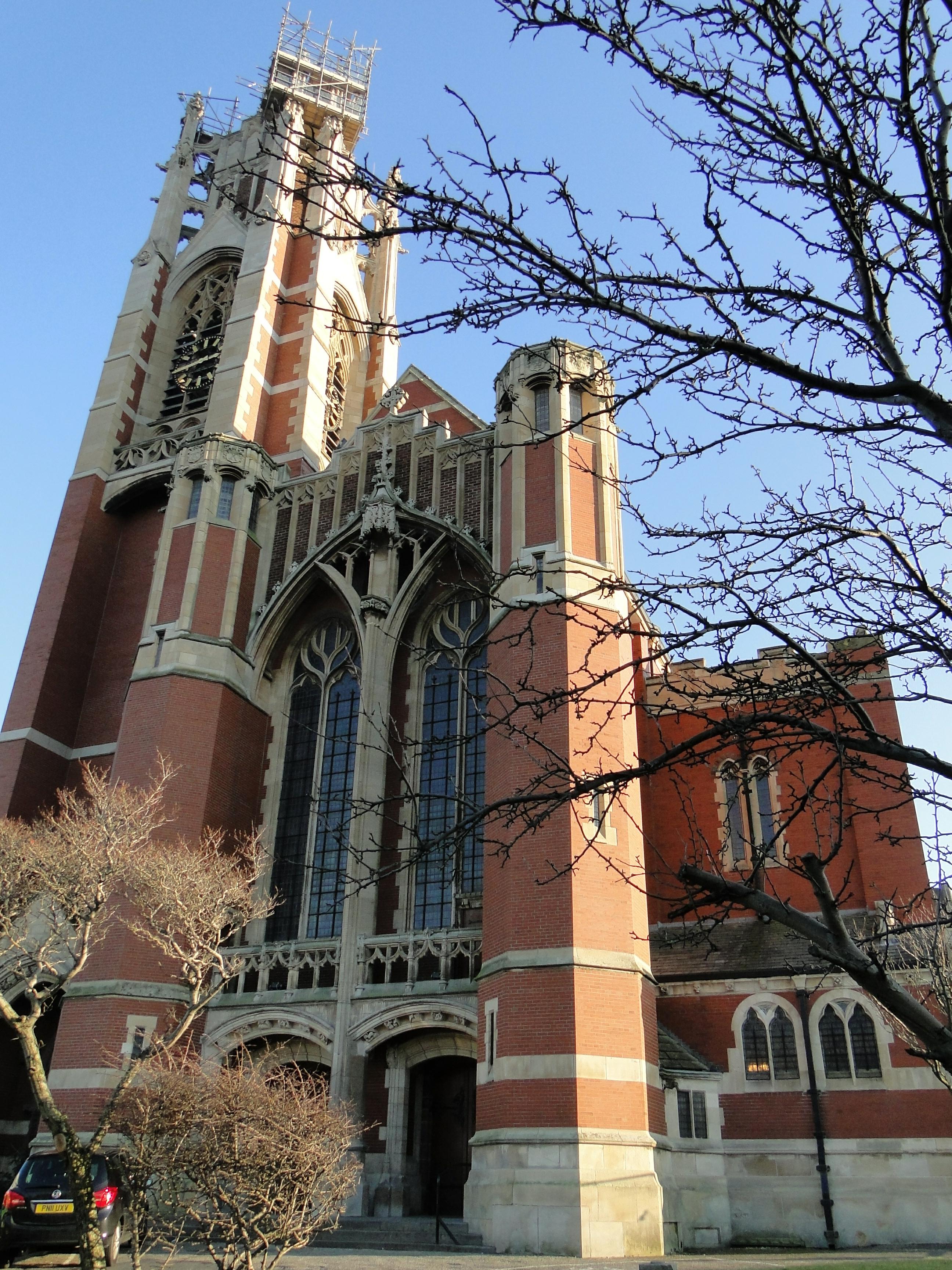 Liverpool SOUTHPORT, Holy Trinity (Rex Harris)