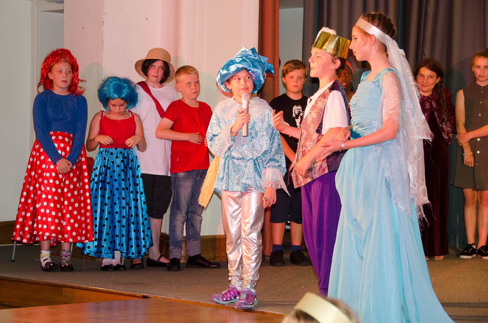 Year 6 Performance 2017- Aladdin