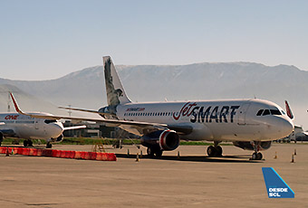 JetSMART A320 CC-AWA plataforma (RD)