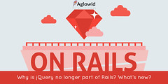 Why is jQuery no longer part of Rails? What's new?