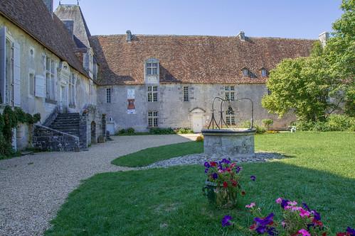 St Crepin de Richemont Chateau, Dordogne, France