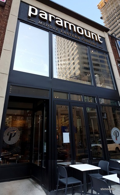 Paramount Fine Foods storefront