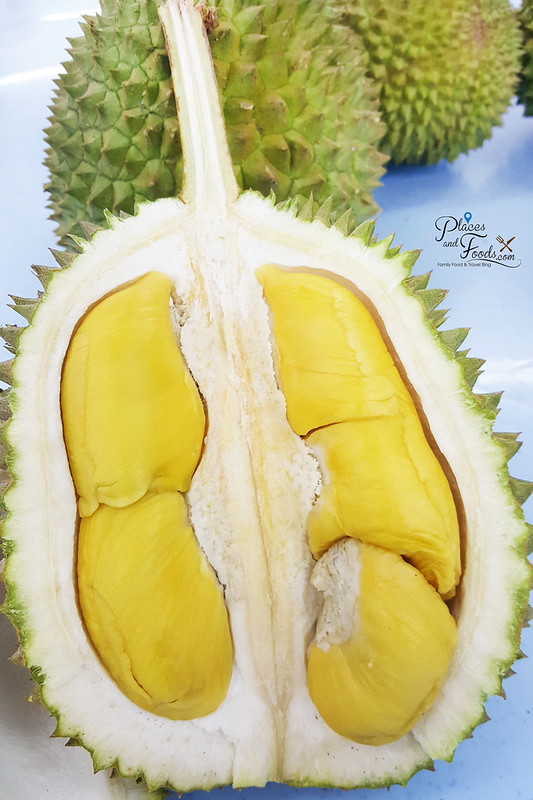 musang king durian filling