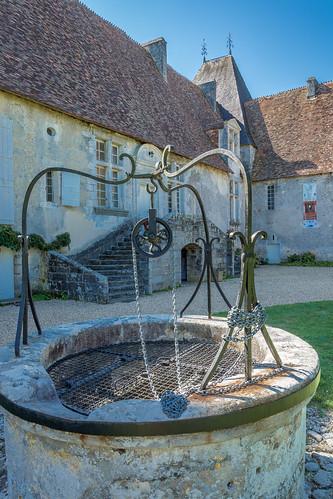 Chateau de St Crepin de Richemont, Dordogne, SW France