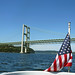 Narrows Bridge  Old Glory