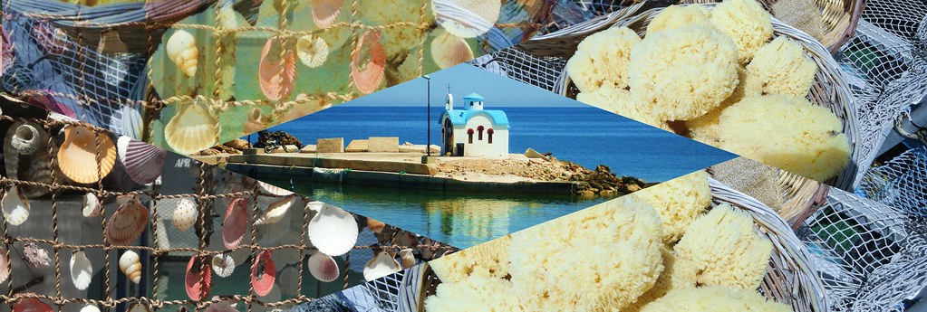 Sponges & Sea Shells