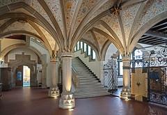 Le hall du musée historique de Haguenau - Photo of Hochstett