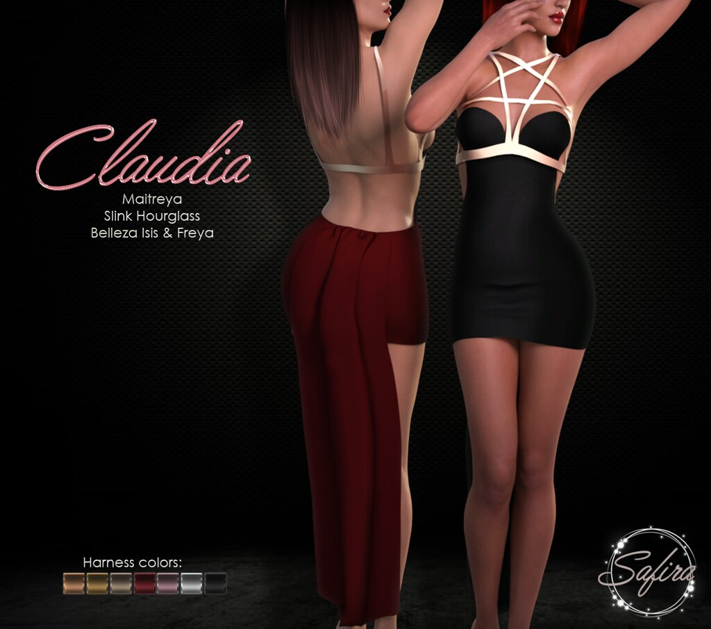 Safira ❥ Claudia - SecondLifeHub.com