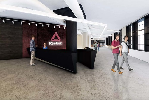 Reebok Renderings
