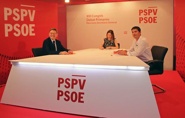 12/07/2017 Debat Primàries PSPV
