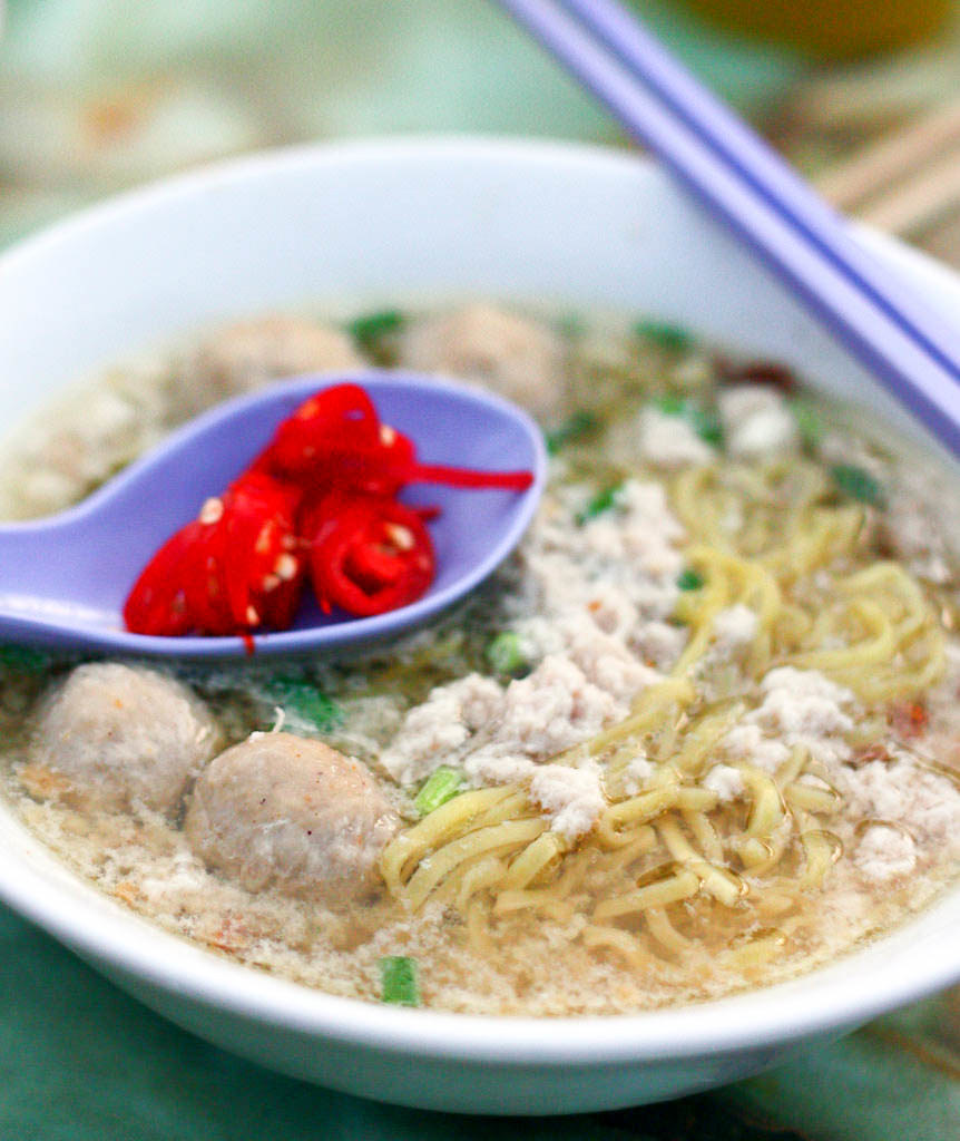 Supper Spots in the East: Seng hiang