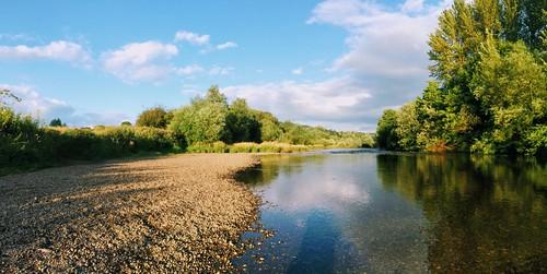 River Usk - Abergavenny (Dickie-Dai-Do)