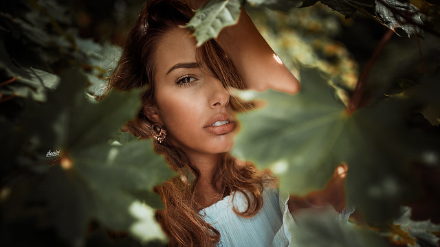 Petra a syrian beauty, Nikon D7100, AF-S DX Zoom-Nikkor 18-55mm f/3.5-5.6G ED