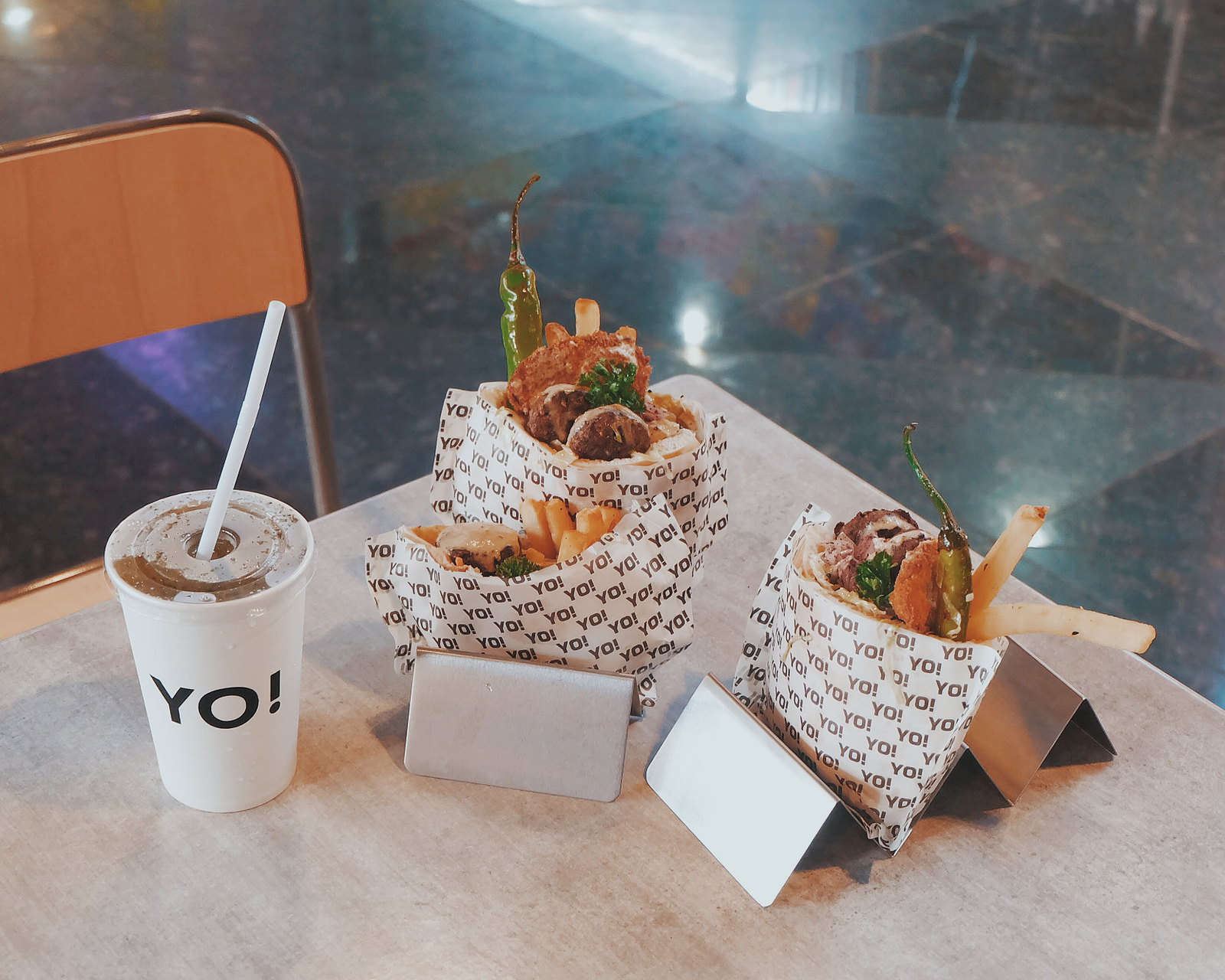 falafel yo greenbelt review
