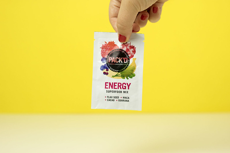 PACKD ENERGY SUPERFOOD MIX