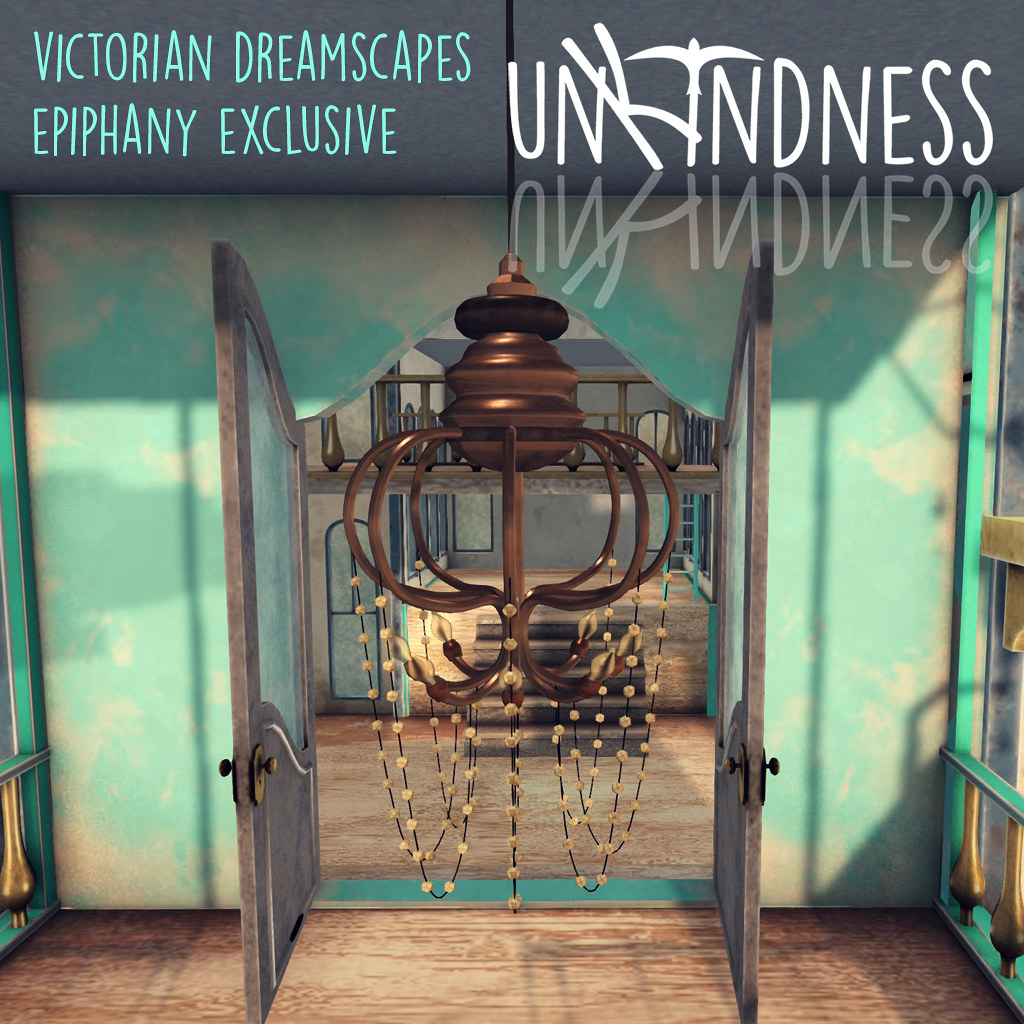 uK - Victorian Dreamscapes Gacha Epiphany Exclusive - SecondLifeHub.com