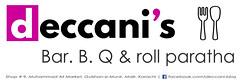 deccani's bbq & roll paratha
