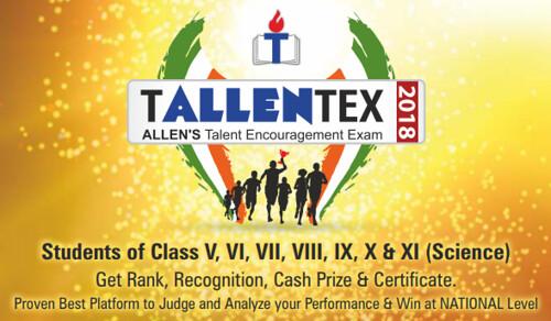 TALLENTEX 2018