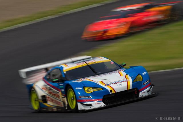 SUPER GT Official Test at Suzuka Circuit 2017.7.1 (144)