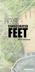 Consecrated feet