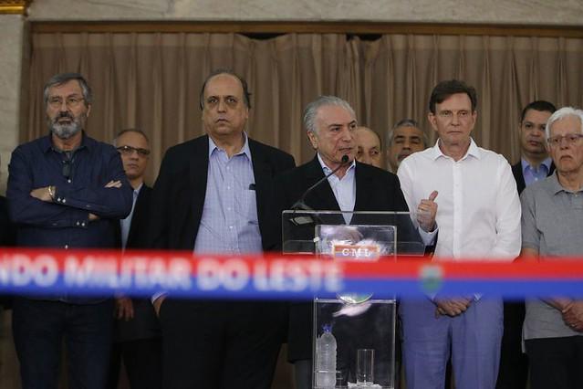 Jungmann diz que novas operações militares ocorrerão em breve no Rio