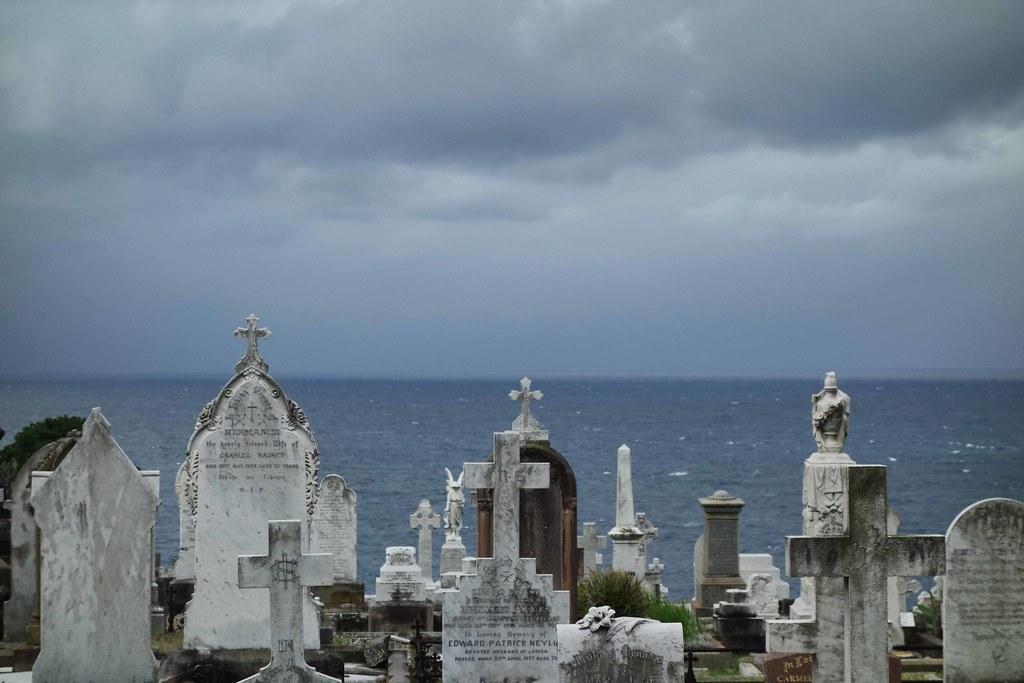 Sydney - Waverley Cemetery