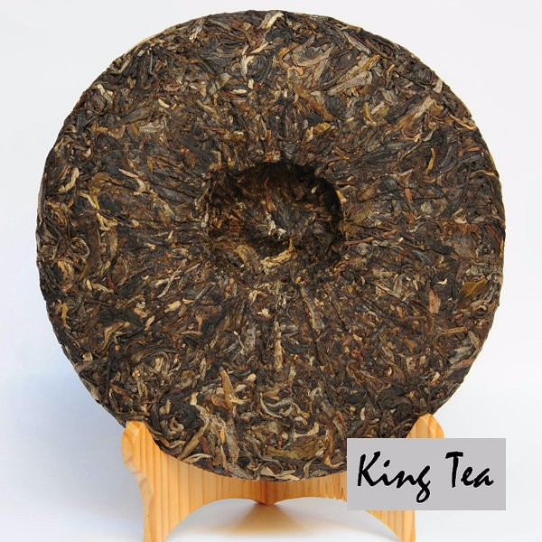 Free Shipping 2011 XiaGuan 8803 Cake 357g China YunNan KunMing Chinese Puer Puerh Raw Tea Sheng Cha Slim Beauty Premium Weight Loss