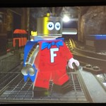 LEGO Marvel Super Heroes 2 SDCC 2017 Forbush Man