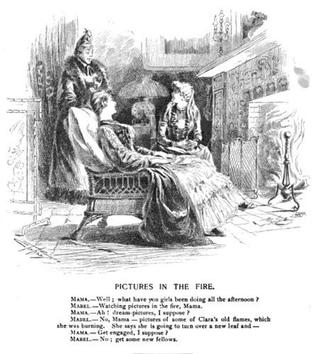 pictures in the fire (1889)