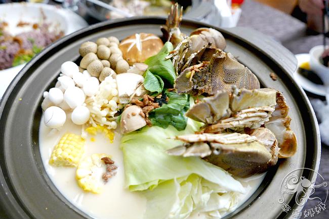 旭蟹牛奶鍋