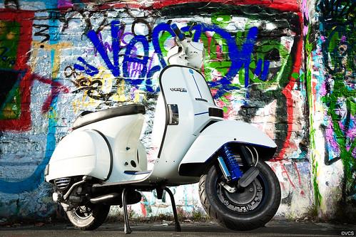 Vespa PX 125 Lusso Urban Style
