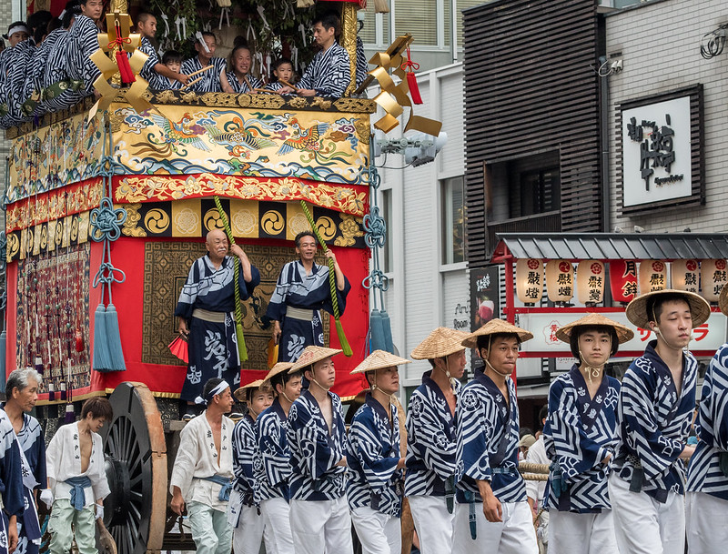 Gion Matsuri(祇園祭2017)