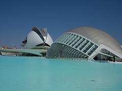 Valencia - City of Arts and Sciences3
