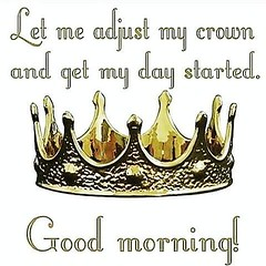 @laninaking - Moment of TRU * Good morning power filled Queens & Kings! Let your greatness radiate & spread like wildfire. Be your true beautiful self & conquer this day!* #laninaking #lofpre #lofpreent #blaquerose #iam #truth #true #real #facts #goodmorn