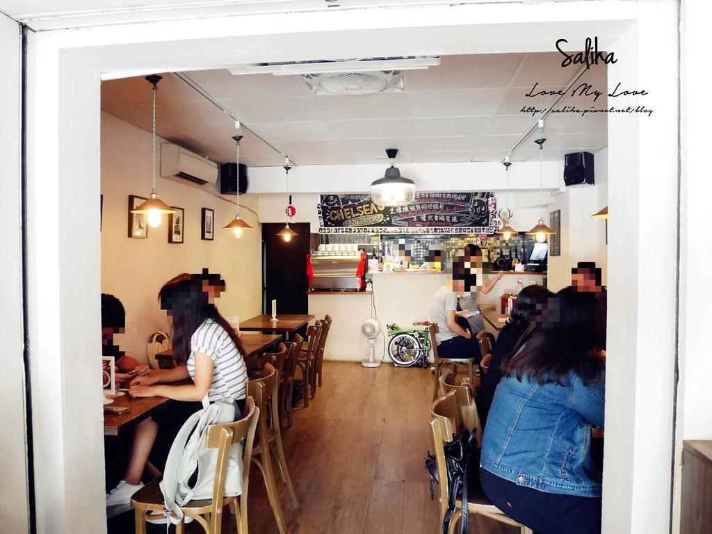 台北公館台電大樓站餐廳推薦Chelseas雀兒小餐館 (13)